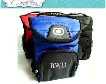7 Can Cooler Bags 6-12 Cans Ogio Brand Groomsmen Gift