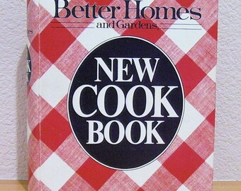 The New Cook Book from Better Homes and Gardens 9th ed. 5th printing 1985