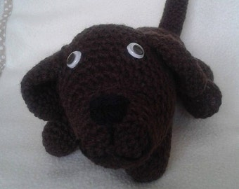 Labrador plushie/stuffed toy