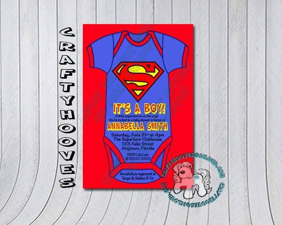 superhero superman baby shower it 39 s a boy party