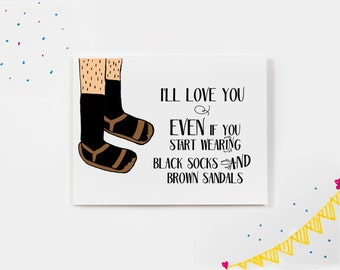 Love Card, For Him, Funny