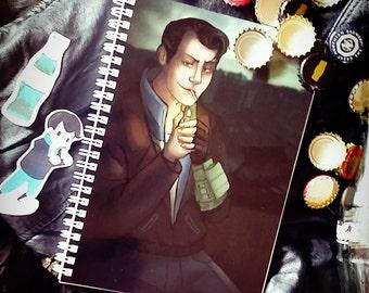 Fallout 3: Butch Deloria A5 Notebook