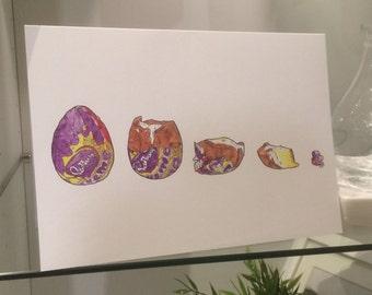 Egg Lover Card
