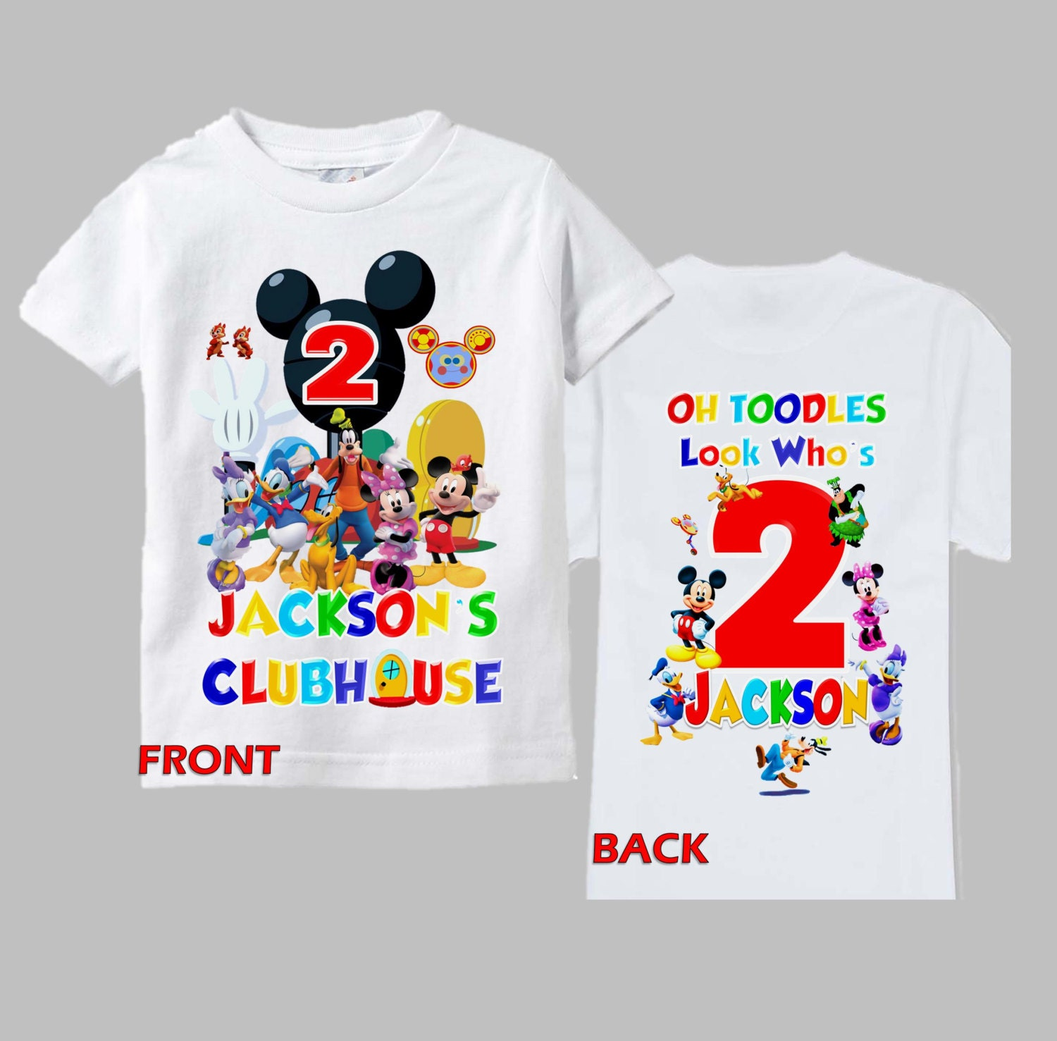 mickey clubhouse birthday shirt mickey mouse clubhouse. Black Bedroom Furniture Sets. Home Design Ideas