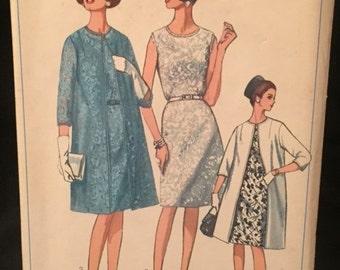 Pattern - Vintage Simplicity 6387