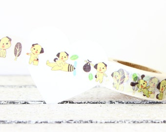 Washi Tape, Planner Decor, Planner Tape, Planner Sticker, Decorative Tape, Planner Accessories, Embellishment, Packaging, Gift Wrap