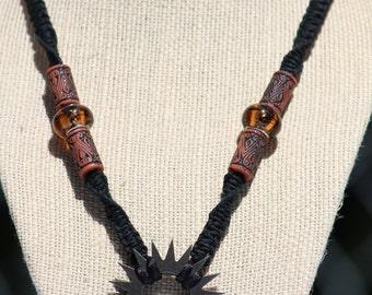 Metal Gear Sunshine Necklace