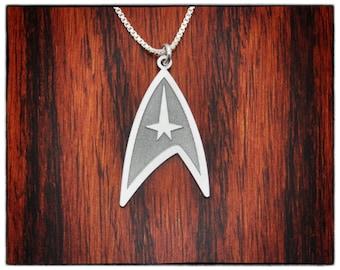 Star Trek Jewelry Etsy