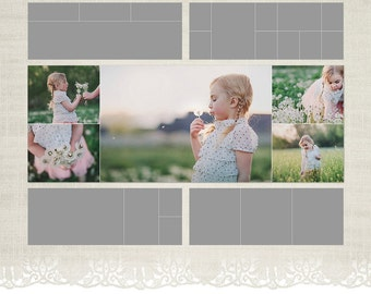 5 Facebook Timeline Templates - Collage Templates - T26