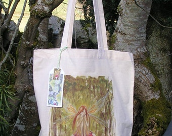 Woodland Wish ~ Tote Bag