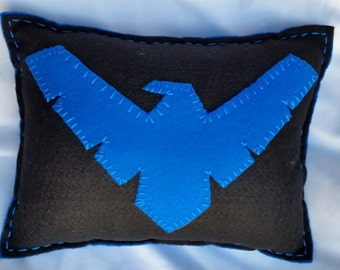 Night Wing pillow