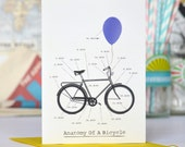 Anatomy of A Bicycle Card Pack