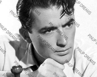 """Vintage A4 (11.7"""" x 8.3"""") Photo Wall Art Print of the Hollywood Legendary Star Gregory Peck"""