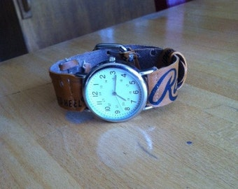 Baseball glove Watch