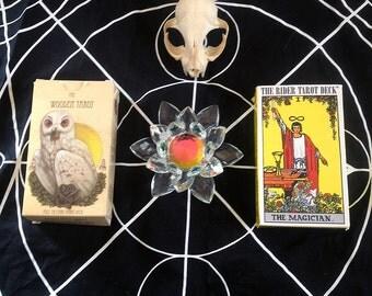 Tarot Card Reading - Card Divination