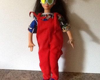 1980s  Mattel HOT LOOKS MODEL Stacy Doll