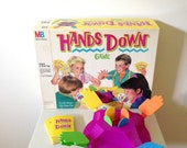 Vintage 1987 Hand Down Game