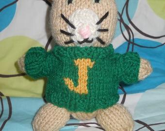 Knit Kitty Cat