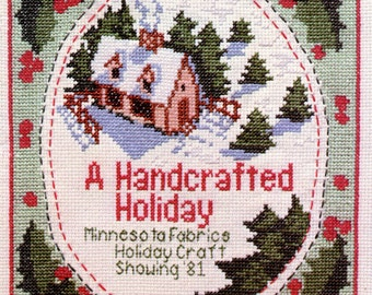 A Handcrafted Holiday from Minnesota Fabrics | Fabric Crafting | Craft Magazine