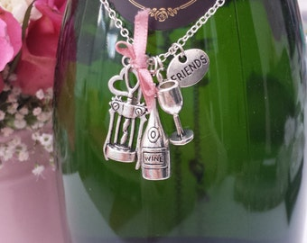 Celebrations Themed Charmed Necklace
