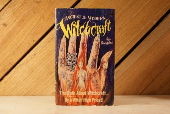 1970 witchcraft ancient and modern buch ber den. Black Bedroom Furniture Sets. Home Design Ideas