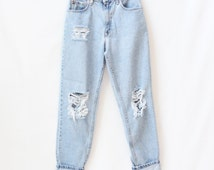 Ripped Jeans Clipart