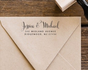 Return Address Stamp, Self Inking Address Stamp, Custom Address Stamp, Address Stamp