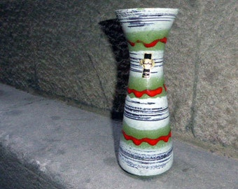 Cortina West Germany vase from the 50's