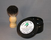 Tallow Shaving Soap - Coconut Lime Verbena