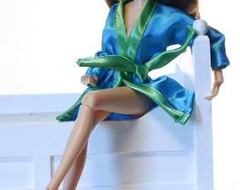 Doll clothes (bathrobe): Jackson