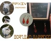 Final fantasy XIV ARR - Eorzean Inspired Earrings featured image