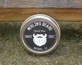 Merlin's Beard Wax