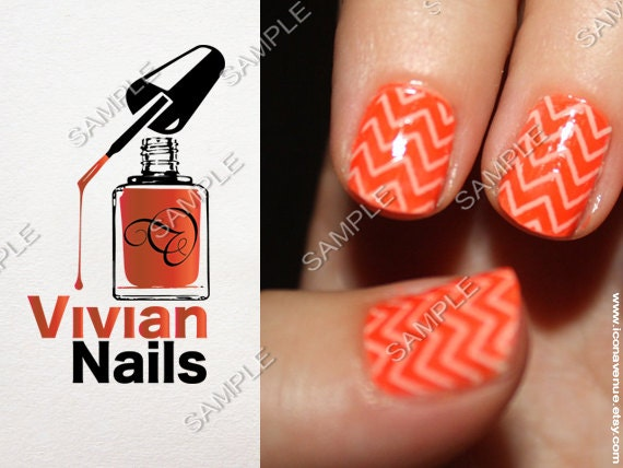 Nail Salon Logo Design Ideas nail salon logo nail polish a symbol of manicure design sign nail Premade Nail Salon Logo Nail Art Logo Nail Technician Logo Beauty Logo