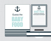 Nautical Baby Shower Game...