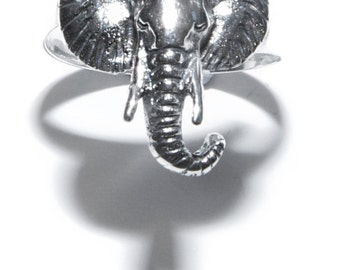 statement ring | elephant ring | african jewelry | gypsy jewelry