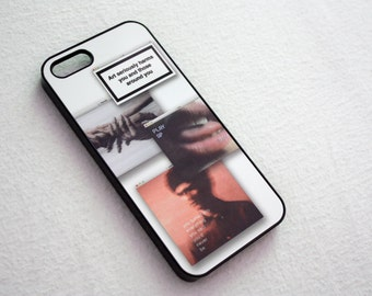 x AESTHETIC CASE x - iPhone Case Cover 4 / 4s / 5 / 5s / 5c / 6 / 6 Plus | Silicone available