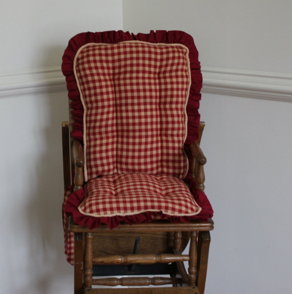 exceptional wooden chair with cushions seat