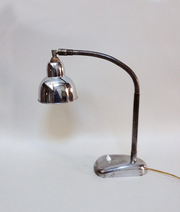 Wonderful Home  Indoor Lighting  METAL DESK LAMP WITH FLEXIBLE ARM