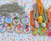 Shopkins Deluxe Party Favor Pack/ Shopkins Jewelry/ Shopkins Necklaces/ Shopkins Bracelets