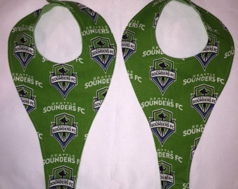 Seattle Sounders FC Binky Bib