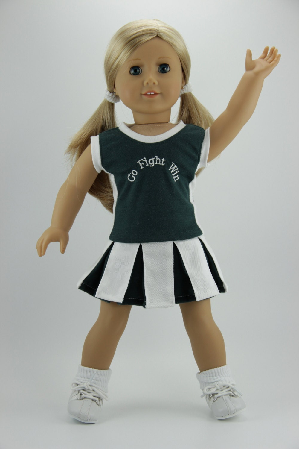 american girl doll clothes sale cheerleader outfit. Black Bedroom Furniture Sets. Home Design Ideas