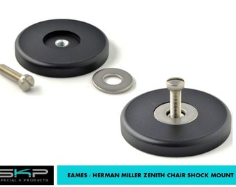 Zenith Shock Mounts For Eames Herman Miller Fiberglass Shell Chair Wide SKP Shockmount