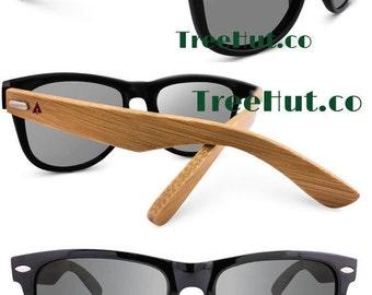 Treehut Wooden Sunglasses   Tree Hut wood sunglasses, wayfarer sunglasses, sunglasses, Sunglasses for men,  HUT-W2