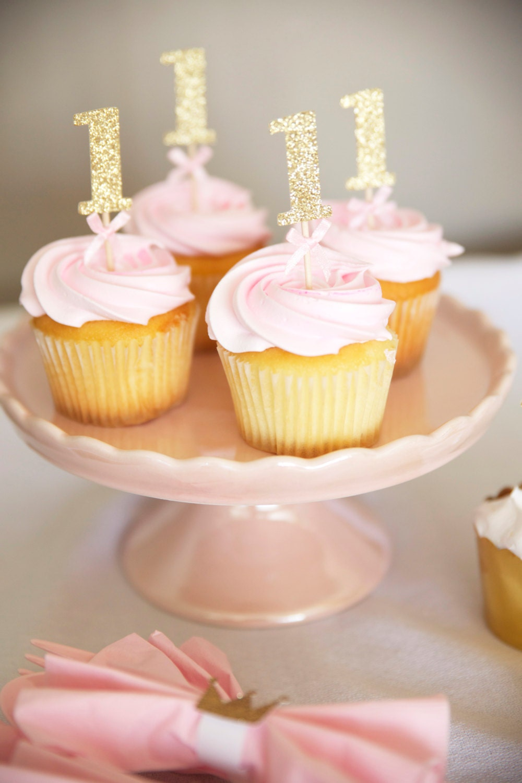 Birthday Cake Cupcakes Pinterest