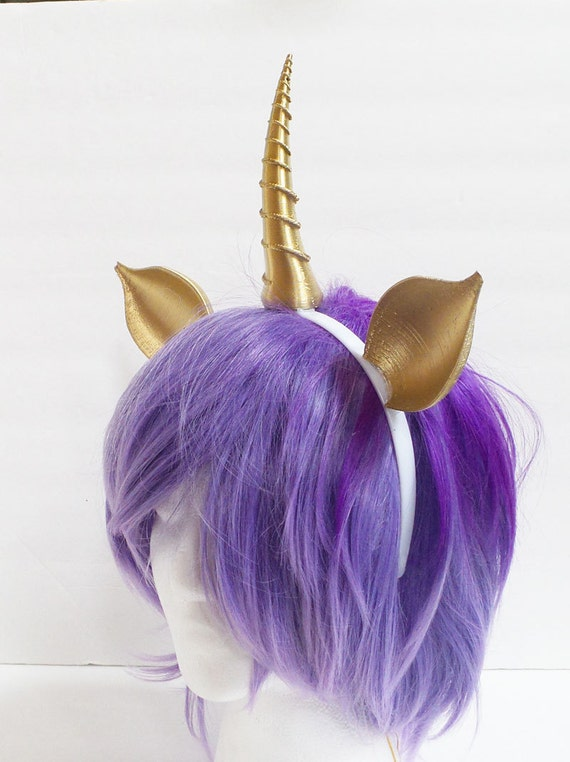 how to make my little pony ears and horn