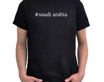 Hashtag Saudi Arabia  T-Shirt