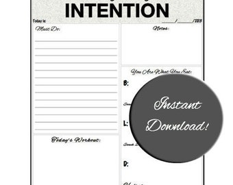 Daily Printable To Do List