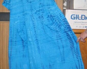 Short Sleeve Farmer's Dress