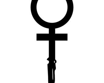 Femme Fatale Poster - Digital Print-Ready File
