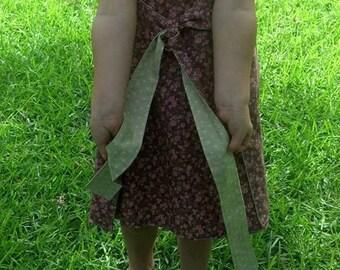 Reversible Wrap Dress 4/6